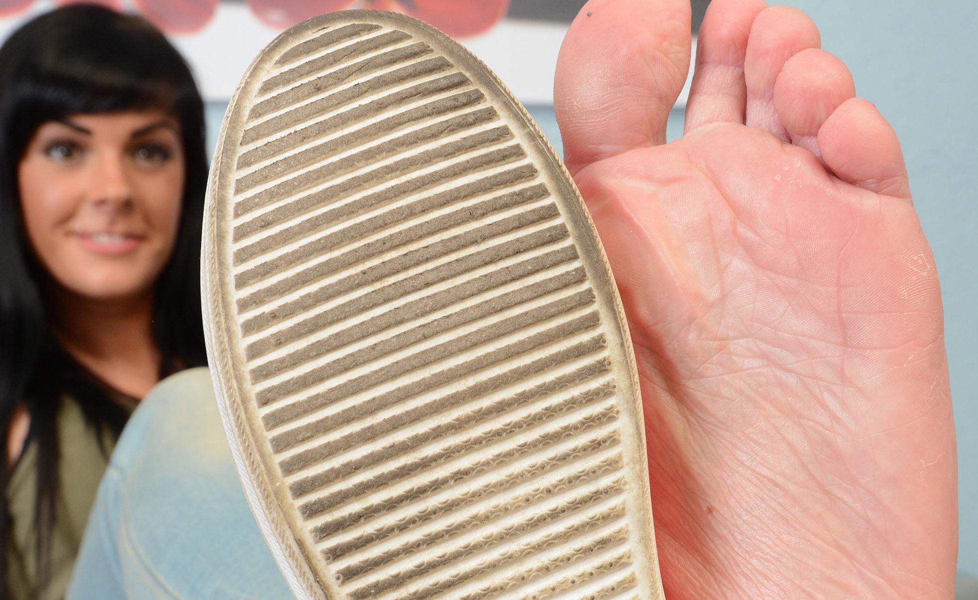 Duftenden Schuhe von Susan