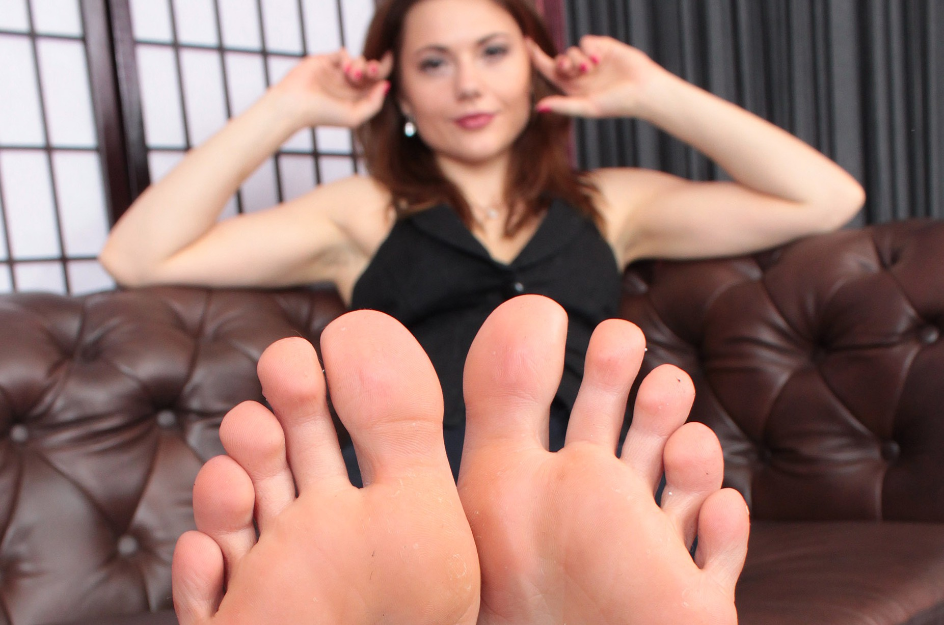 Janas Füße!