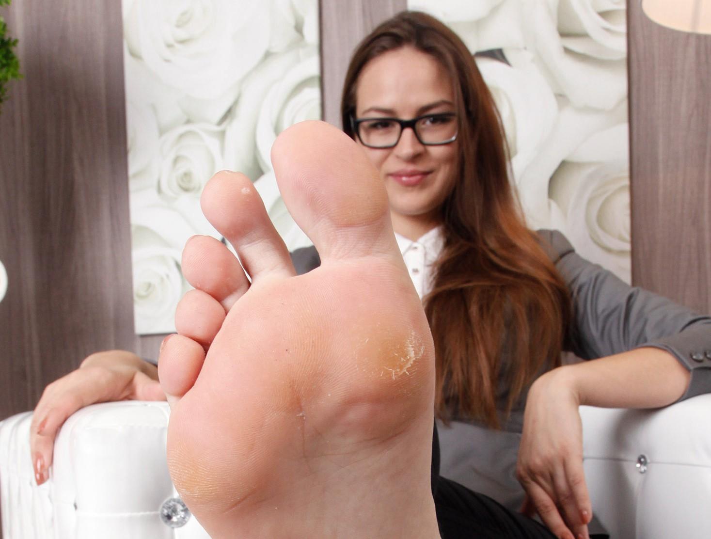 Anfisas Füße für dich