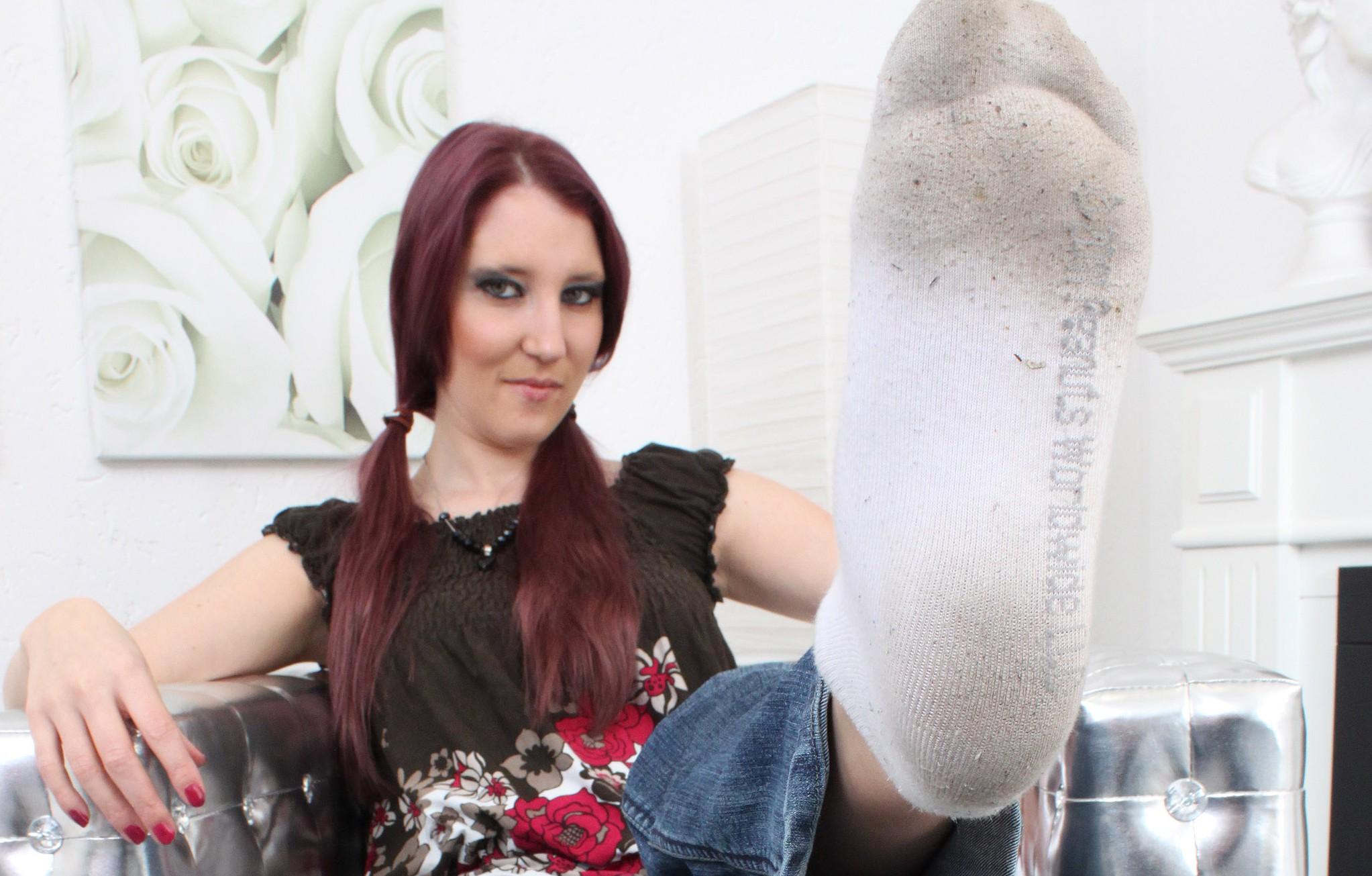 Duft Schuhe und Socken