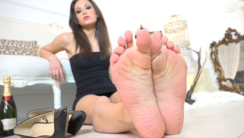 Ashleys Füße (VIDEO Trailer)