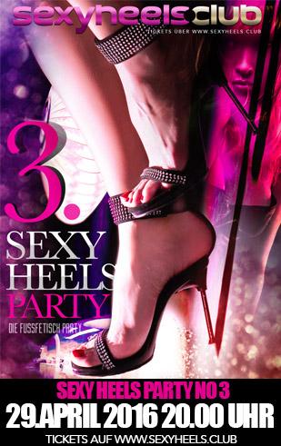 SEXY HEELS PARTY