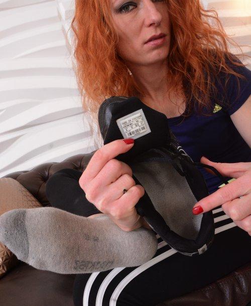 Karos verschwitze Socken