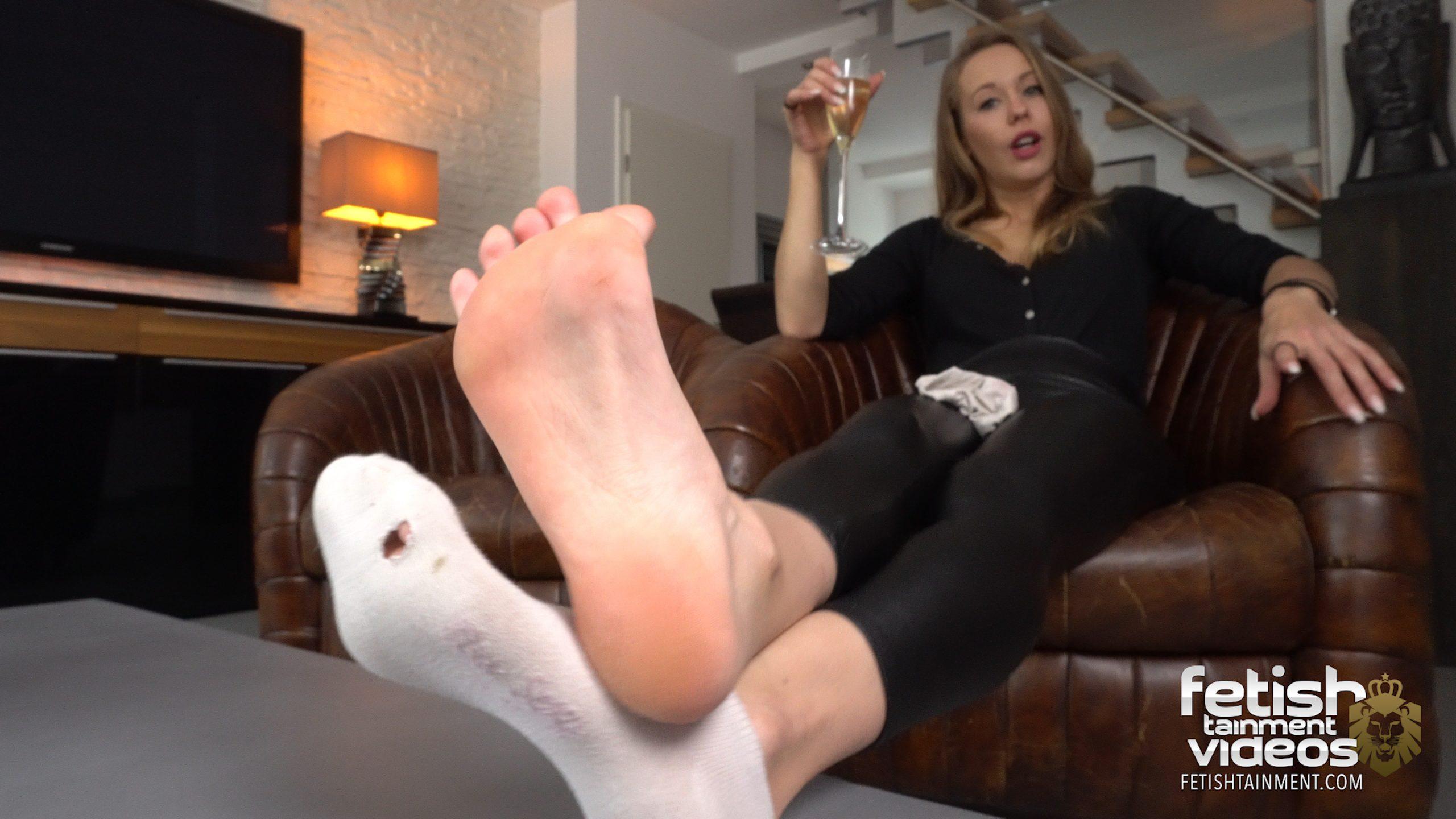 Lecken füsse Füße lecken